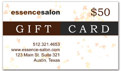 CPS-1006 - salon coupon card