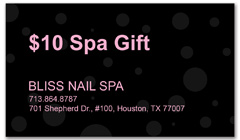 CPS-1023 - salon coupon card