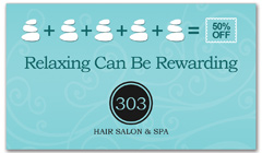 CPS-1043 - salon coupon card