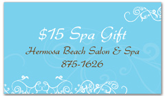 CPS-1065 - salon coupon card