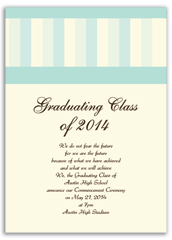 Cheap With Discount Graduation Announcement Sample