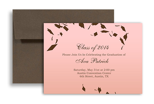 Examples Of Graduation Invitations is the best ideas you have to choose for invitation example