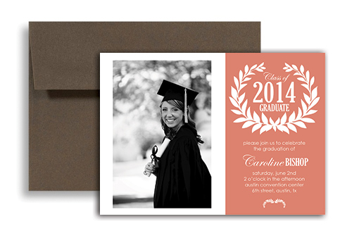 graduation party announcements templates – 2015 Graduation Party Invitations