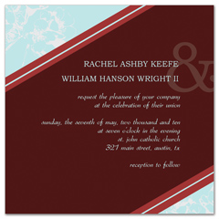Download Announcement Wedding Invitation Example